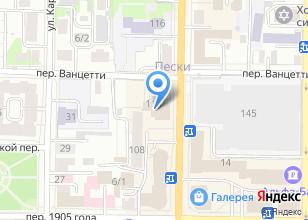 Компания «Дом.ru Бизнес» на карте