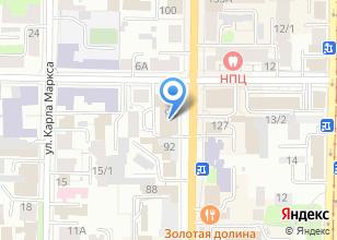 Компания «Мейджиксан-Томск» на карте