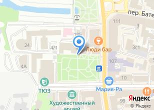 Компания «Time CHEF» на карте