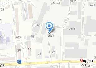 Компания «Автоскан Мониторинг» на карте