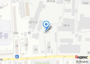 Компания «Сибирский завод электрических машин» на карте