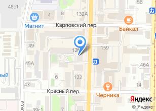 Компания «Avto RU70» на карте