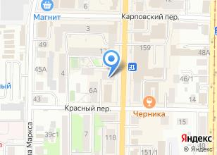 Компания «Мулатка» на карте