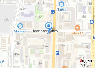 Компания «ProffCARE» на карте