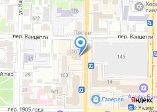 Компания «Идеале» на карте