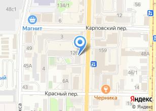 Компания «АлхимияФото» на карте