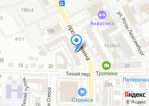 Компания «Bitstop» на карте