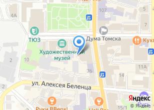 Компания «Центр предлицензионной подготовки и сертификации специалистов, ЗАО» на карте