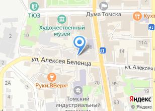 Компания «Ручки Ножки» на карте
