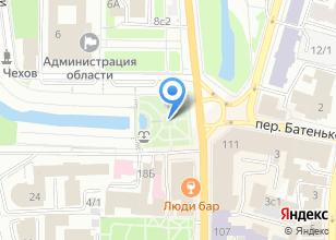 Компания «Пилоцентр Лидер» на карте
