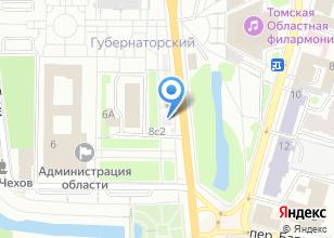 Компания «Территория тайги» на карте
