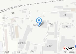 Компания «МетТом» на карте