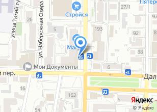 Компания «Территория учета» на карте
