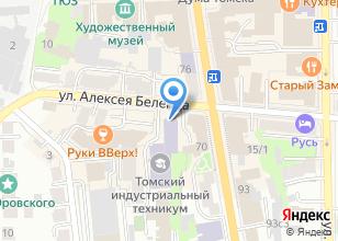 Компания «Первое Экскурсионное Бюро» на карте
