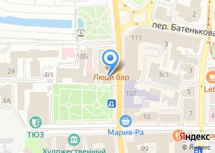 Компания «NewTek-Новые Технологии» на карте