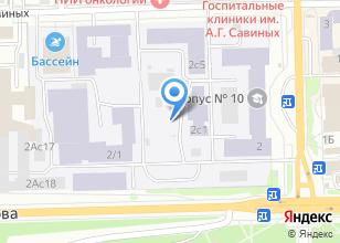 Компания «Экотом» на карте