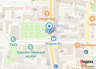 Компания «FOTOTOMSK.RU» на карте