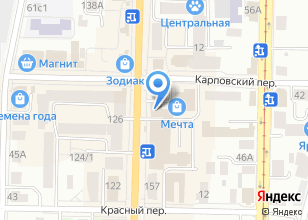 Компания «Gala» на карте