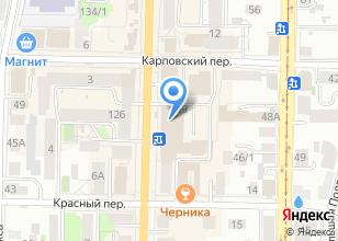 Компания «Digishop» на карте