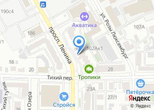 Компания «Центр женского здоровья» на карте