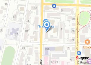 Компания «Общежитие ТГАСУ» на карте