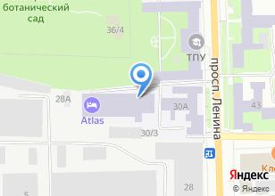 Компания «Студия печати» на карте