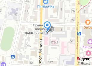 Компания «Atv-сервис» на карте