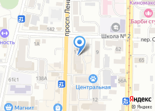 Компания «Актив-Бизнес» на карте