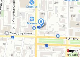 Компания «Сотсервис» на карте