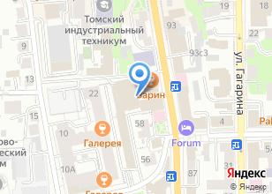 Компания «Ай Да Баран» на карте