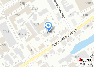 Компания «Решение-Томск» на карте