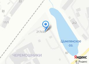 Компания «Томская Металлургическая Компания» на карте