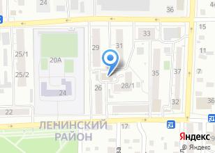 Компания «Формула мебели» на карте