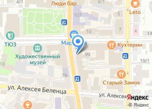 Компания «NaturaМагия» на карте