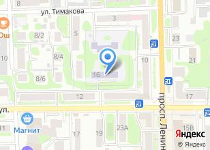 Компания «Детский сад №108» на карте
