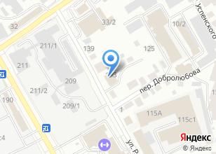 Компания «Шик-Блеск» на карте