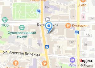 Компания «ИДЕЯ КРАСОТЫ» на карте