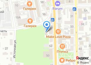 Компания «Аптечная информационно-справочная служба» на карте