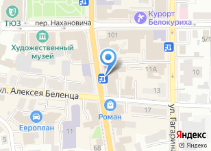 Компания «Dolce coffee&food» на карте