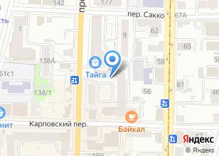 Компания «Ногтюрн» на карте