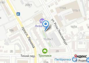 Компания «ДатаКрат-С» на карте
