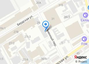 Компания «СТО-1» на карте