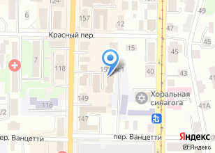 Компания «Ликон» на карте