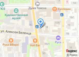Компания «Творческая площадка Надии Бариевны Лобановой» на карте
