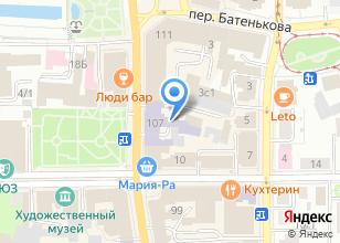 Компания «Сибирский государственный медицинский университет» на карте