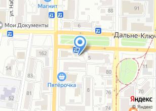 Компания «Студия М» на карте