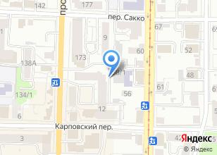 Компания «Красивый Дом» на карте