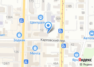 Компания «Shaman» на карте