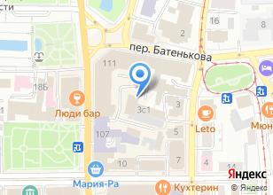 Компания «Главная инспекция государственного строительного надзора Томской области» на карте