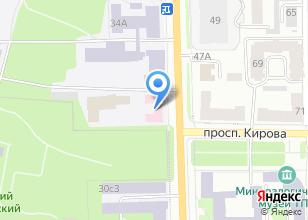 Компания «Вирион» на карте